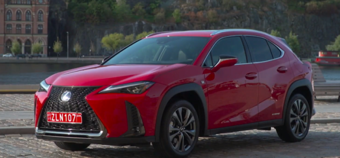 2019 Lexus UX – Video