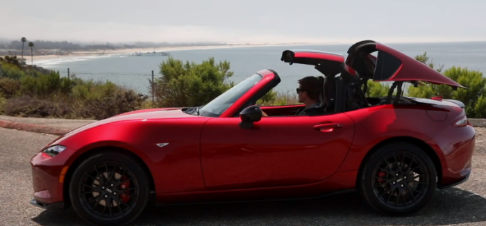 2019 Mazda MX-5 RF & Roadster – Video