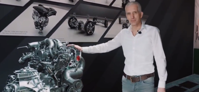 2019 Mercedes A-Class Engines & MBUX Explained – Video