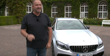 2019 Mercedes AMG C63 S - German Review