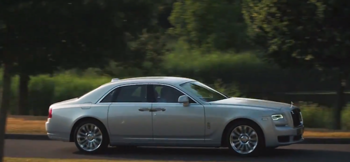 2019 Rolls-Royce Silver Ghost Collection – Video