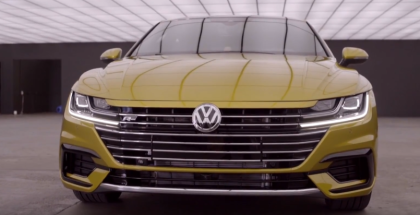 2019 VW Arteon Photo Shoot - Volkswagen