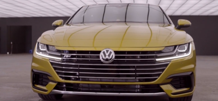 2019 VW Arteon Photo Shoot – Volkswagen – Video