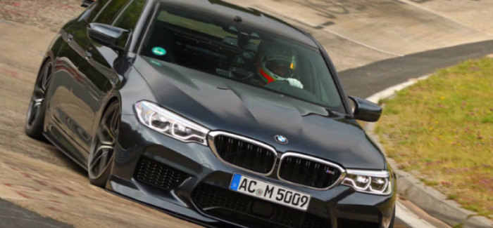 700HP BMW M5 By AC Schnitzer On The Nurburgring – Video
