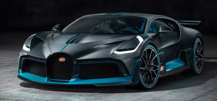 Bugatti Divo – Video