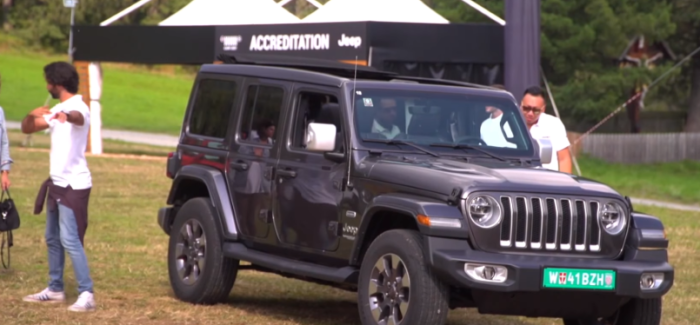 Camp Jeep 2018 Starring The New Jeep Wrangler – Video