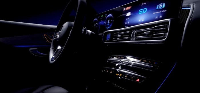 Mercedes EQC Electric SUV – Teaser – Video