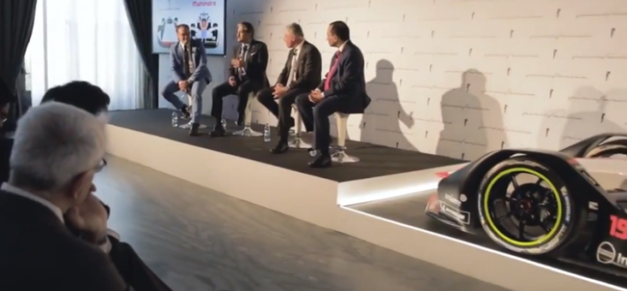 Pininfarina PF0 Electric Hypercar – Video
