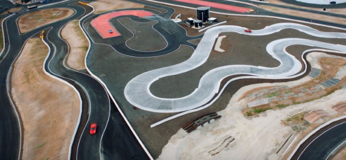 Porsche Experience Center USA Los Angeles – Video