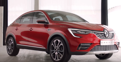 Renault Arkana Coupe Crossover