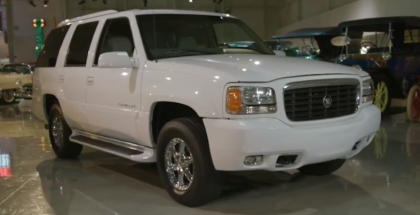 The First Ever Escalade - Cadillac Escalade 20th Anniversary