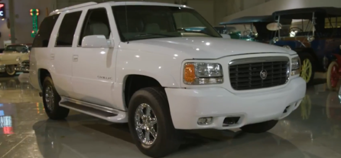 The First Ever Escalade – Cadillac Escalade 20th Anniversary – Video