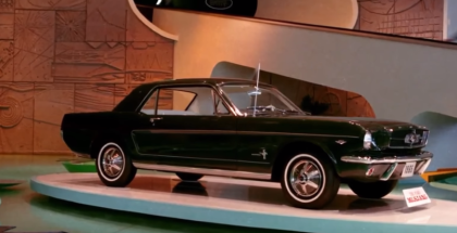 The First Ford Mustang Owner