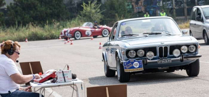 1972 BMW 3.0 CSL In Italy 1