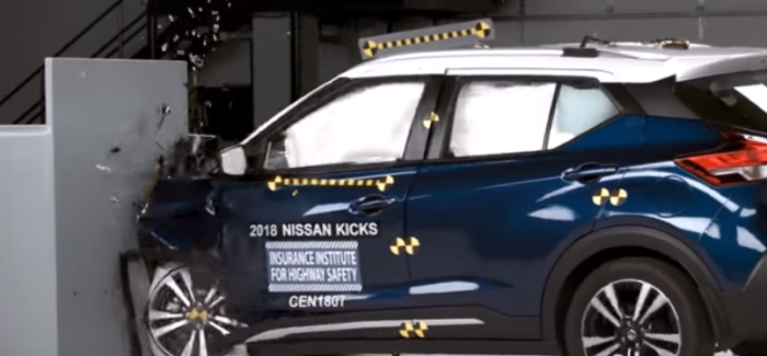 2018 Nissan Kicks Crash Test & Rating – Video