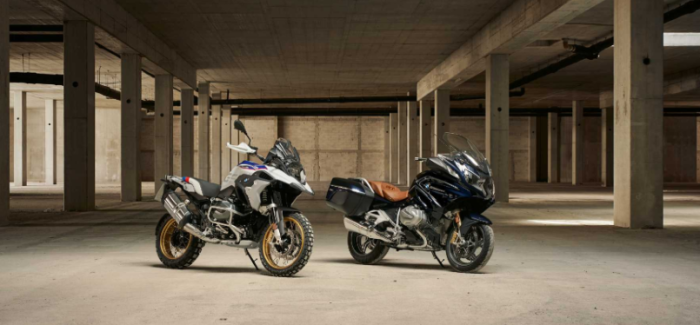 2019 BMW R 1250 GS and the new BMW R 1250 RT – Video
