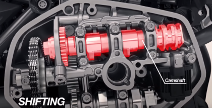 2019 BMW R1250 Boxer Engine