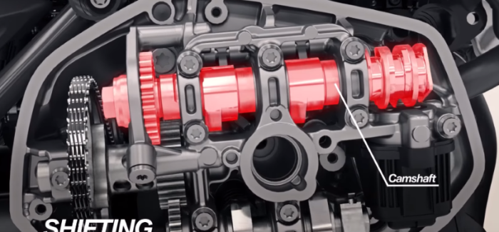 2019 BMW R1250 Boxer Engine – Video