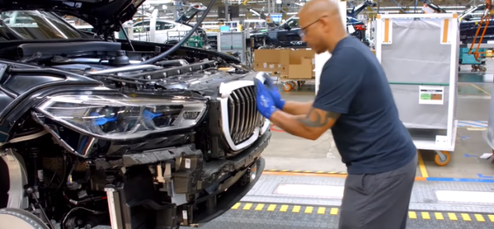 2019 BMW X5 Factory – Video