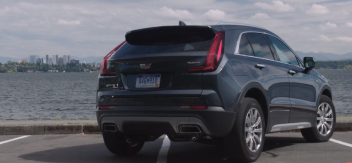 2019 Cadillac XT4 Luxury & Sport – Video