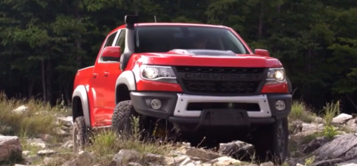 2019 Chevrolet ZR2 Bison Truck – Video