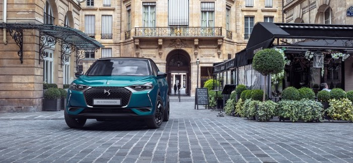 2019 DS 3 Crossback – Video
