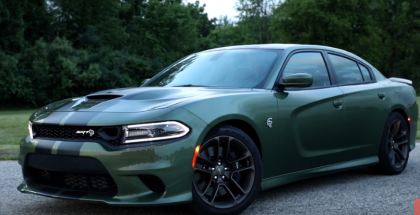 2019 Dodge Charger & Charger SRT Lineup