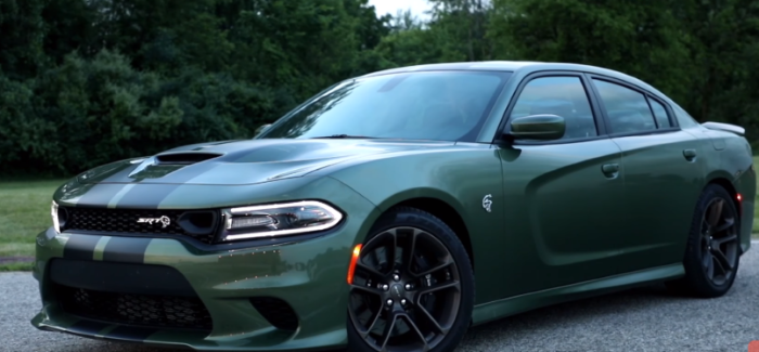 2019 Dodge Charger & Charger SRT Lineup – Video