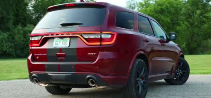 2019 Dodge Durango SRT Modified by Mopar – Video