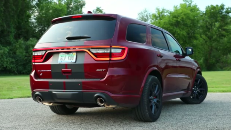 Dodge Durango Srt Modified By Mopar on 2019 Dodge Durango