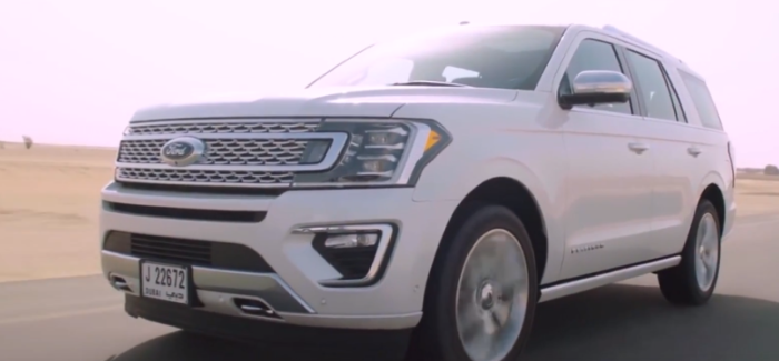 2019 Ford Expedition Platinum – Video