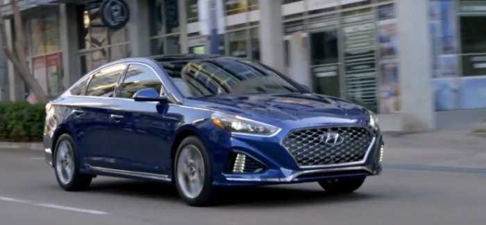 2019 Hyundai Sonata – Video