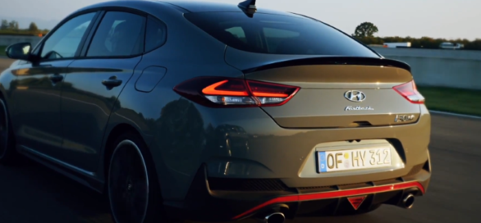 2019 Hyundai i30 Fastback N – Video