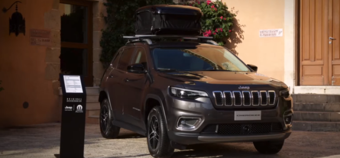 2019 Jeep Cherokee with Mopar Parts – Video