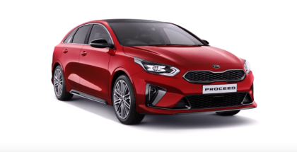 2019 Kia ProCeed & Kia Ceed GT Preview