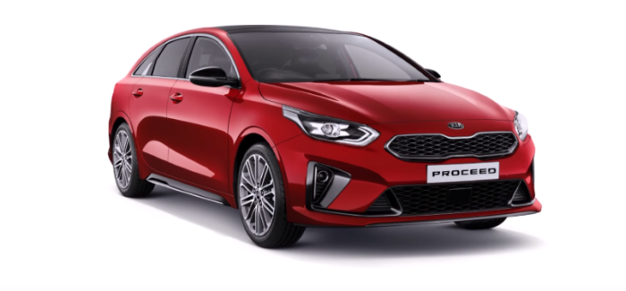 2019 Kia ProCeed & Kia Ceed GT – Video