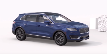 2019 Lincoln Nautilus SUV Driver Assist Features