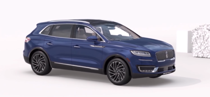 2019 Lincoln Nautilus Suv Driver Assist Features Video Dpccars