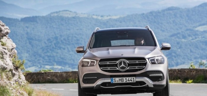 2019 Mercedes GLE GLE450 – Video