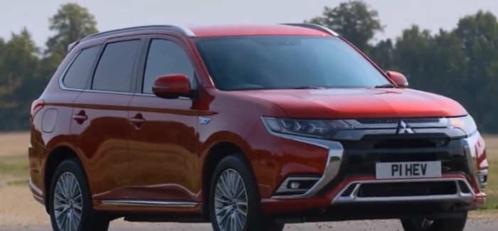 2019 Mitsubishi Outlander PHEV - UK Spec