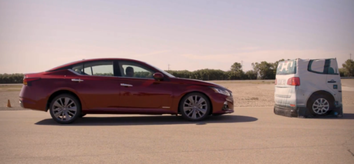 2019 Nissan Altima Safety Shield Technologies – Video