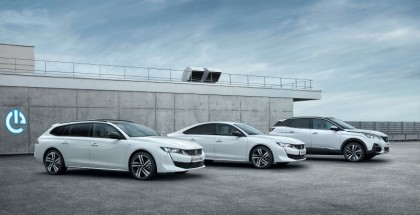 2019 Peugeot 508 And 3008 Plug In Hybrid