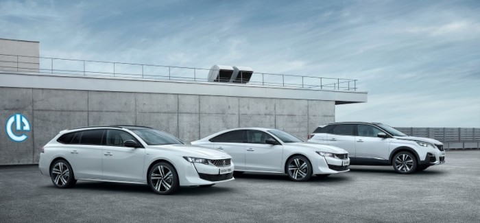 2019 Peugeot 508 And 3008 Plug-In Hybrid – Video