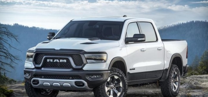 2019 Ram 1500 Rebel 12 Truck – Video