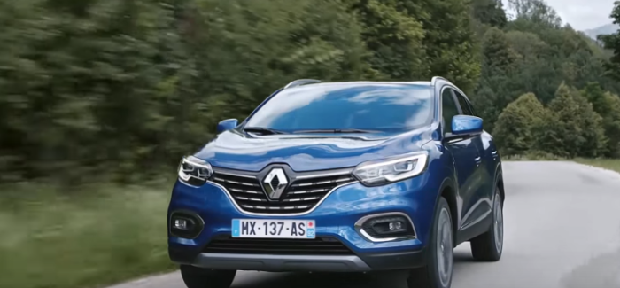 2019 Renault Kadjar SUV – Video