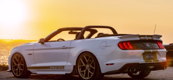 2019 Shelby GT Ford Mustang – Video