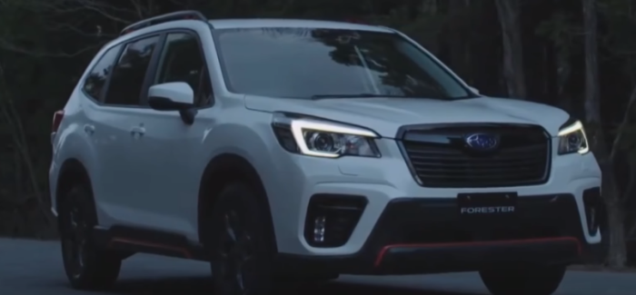 2019 Subaru Forester SUV – Video