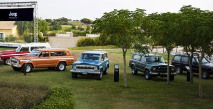 44 years Of Jeep Cherokee Event
