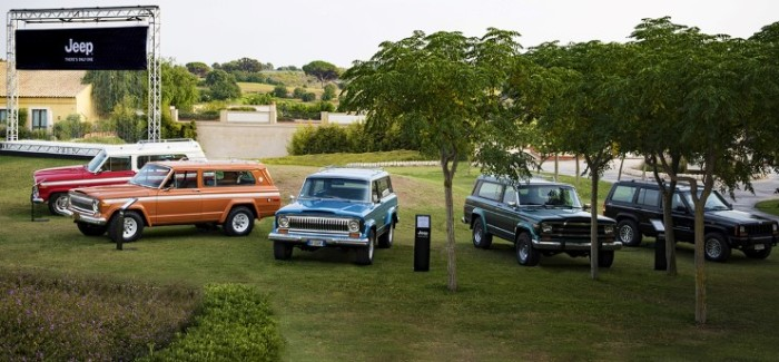 44 years Of Jeep Cherokee Event – Video