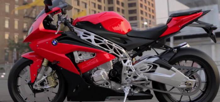 BMW Motorrad 3D Additive & Carbon Manufacturing – Video